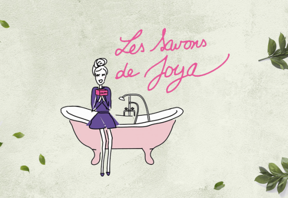 Shampoings Les Savons de Joya Présentation