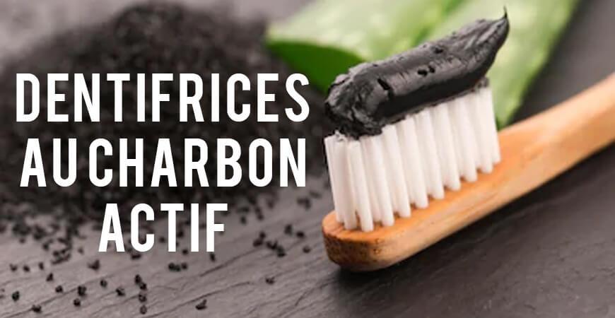 Dentifrice au charbon végétal actif